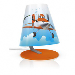PLANES LAMPA BIURKOWA 71764/53/16 PHILIPS DISNEY