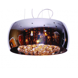BURN LAMPA WISZĄCA AZZARDO LP5204-S