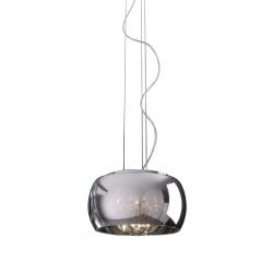 --- d o s t ę p n y -- CRYSTAL LAMPA WISZĄCA P0076-06X...