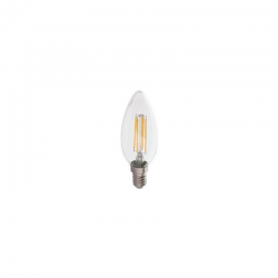 LUMAX LC050 C37 4W E14 3000K ŻARÓWKA LED