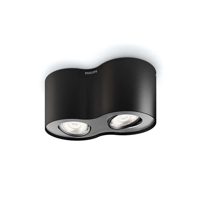 __ dostępne od ręki___ LAMPA natynkowa PHASE 53302/30/16 LAMPA NATYNKOWA LED PHILIPS 533023016