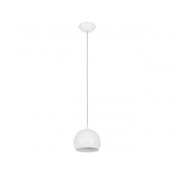 BALL WHITE LAMPA WISZĄCA NOWODVORSKI 6600