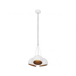 BALL WHITE-GOLD LAMPA WISZĄCA NOWODVORSKI 6604
