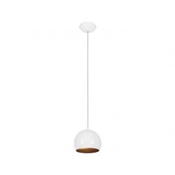 BALL WHITE-GOLD LAMPA WISZĄCA NOWODVORSKI 6603