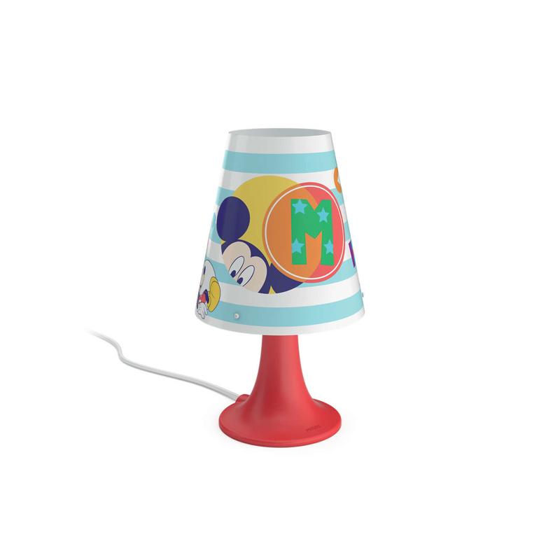 MICKEY MOUSE 71795/30/16 PHILIPS - LAMPKA NOCNA STOŁOWA