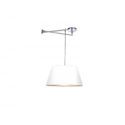 NATALIA S MD2238-1S WH LAMPA WISZĄCA AZZARDO