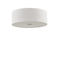 WOODY PL4 PLAFON 103266 BIANCO IDEAL LUX