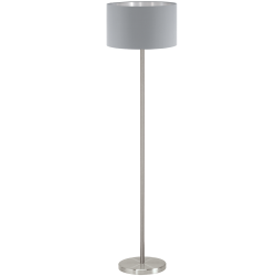 MASERLO 95173 LAMPA PODŁOGOWA ABAŻUR EGLO