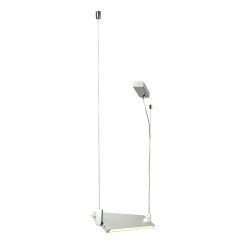 NORMAN XL LAMPA WISZĄCA LED MD5932L-X WHITE AZZARDO