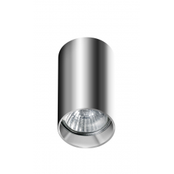 MINI ROUND LAMPA NATYNKOWA GM4115 CHROM AZZARDO