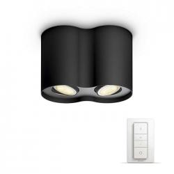 --- d o s t ę p n y -- PILLAR HUE 56332/30/P7 LAMPA SUFITOWA PHILIPS Z PILOTEM