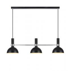 LARRY 106855 LAMPA WISZĄCA MARKSLOJD CZARNA