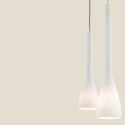 FLUT SP1 SMALL BIAŁA IDEAL LUX LAMPA WŁOSKA WISZĄCA 35697