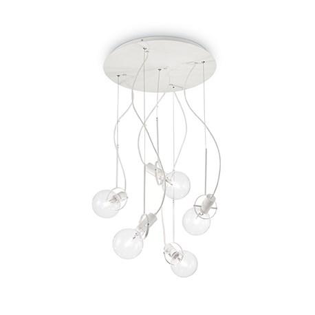 RADIO SG5 141138 LAMPA WŁOSKA WISZĄCA IDEAL LUX