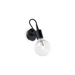 EDISON AP1 CHROMO 138367 KINKIET LAMPA WŁOSKA IDEAL LUX