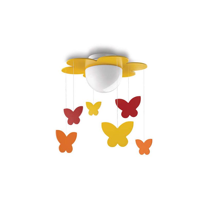 MERIA - LAMPA SUFITOWA LED 40096/34/P0 PHILIPS ledowa żarówka