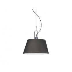 ALICANTE GREY MD2361-M GR LAMPA WISZĄCA AZZARDO