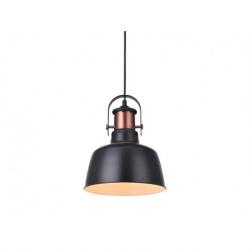 DARLING 1 BLACK MD50686-1 BK LAMPA WISZĄCA AZZARDO AZ2409