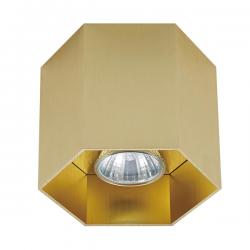POLYGON CL1 SPOT 20035-GD GOLD LAMPA SPOT REFLEKTOR ZUMA LINE