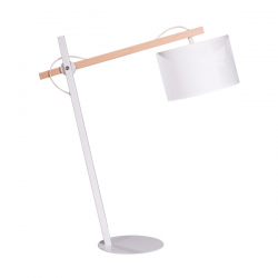 FRISCO TABLE CS-N052-1 LAMPA BIURKOWA NOCNA ZUMA LINE