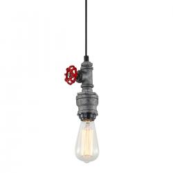 CLAMS LAMPA WISZĄCA MDM-2941/1 GR+COP ITALUX