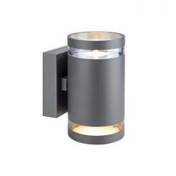 IRIS 106516 KINKIET ogrodowy MARKSLOJD Ciemny Szary LED