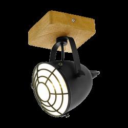 GATEBECK 49076 LAMPA SUFITOWA / KINKIET VINTAGE EGLO