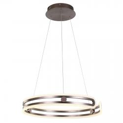 KIARA MD17016002-1E COFFE LAMPA WISZĄCA ITALUX