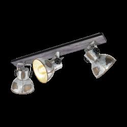 BARNSTAPLE 49652 LAMPA SUFITOWA/KINKIET VINTAGE EGLO