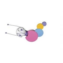 RUBY - KINKIET / PLAFON MASSIVE KICO 30267/55/10 lampa...