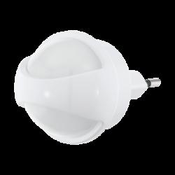 TINEO 97933 LAMPA DO KONTAKTU z czujnikiem zmierzchu LED EGLO