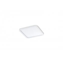 SLIM 15 SQUARE 3000K IP44 WHITE AZ2837 LAMPA SUFITOWA PLAFON LED AZZARDO