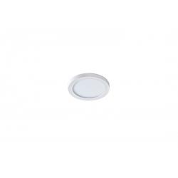 SLIM 9 ROUND 4000K WHITE IP44 AZ2832 LAMPA SUFITOWA PLAFON LED AZZARDO