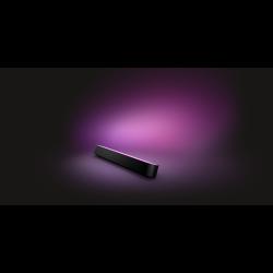 PLAY LAMPA BIURKOWA RGB CZARNA +ZASILACZ 78201/30/P7 PHILIPS HUE