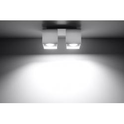 --- D O S T Ę P N Y --   LAMPA NOWOCZESNA SOLLUX PLAFON...