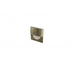 SANE FL 60 AZ2770 KINKIET LED ANTIQUE BRUSH AZZARDO