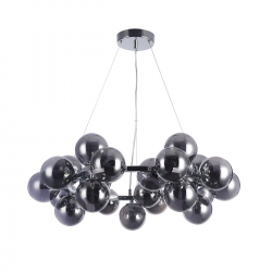CABELLA  PND-5252-25-CH+SMK  LAMPA WISZĄCA  ITALUX