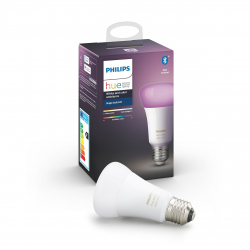 --- d o s t ę p n y -  - WHITE AND COLOR AMBIANCE 1x E27 9W 8718699673109 PHILIPS HUE