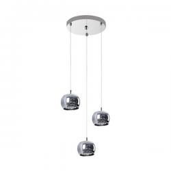 CRYSTAL LAMPA WISZĄCA P0076-03M-B5FZ ZUMA LINE