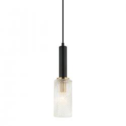 --- d o s t ę p n a --    PEROLA PND-43363-1 BK+BR LAMPA...
