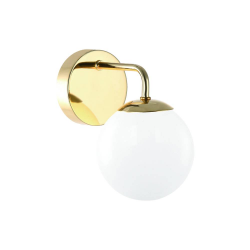 BAO PARETTE GOLD IP44 KINKIET ORLICKI DESIGN