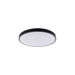 AGNES ROUND LED 8183 BLACK S 4000K Nowodvorski IP44