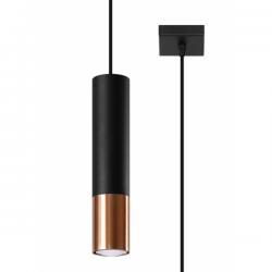 LOOPEZ 1 LAMPA WISZĄCA SL.0946 SOLLUX  --dostępność II...