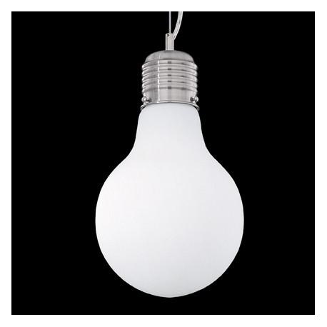 LUCE BIANCO 06840 SP1 BIG IDEAL LUX LAMPA WŁOSKA WISZĄCA