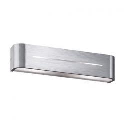 POSTA AP2 - IDEAL LUX - LAMPA WŁOSKA KINKIET aluminium --