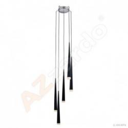 STYLO 5 BLACK LAMPA WISZĄCA AZZARDO MD1220A-5