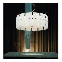 TAURUS WHITE LAMPA WISZĄCA AZZARDO MD2050-4W