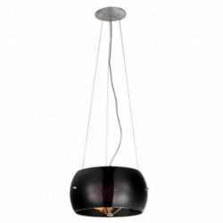 COSMO BLACK LAMPA WISZĄCA AZZARDO 2901-3PA (BLACK)