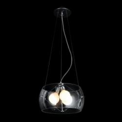 COSMO CLEAR LAMPA WISZĄCA AZZARDO 2901-3PA (CLEAR)