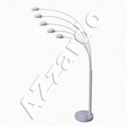 PALP SHINY WHITE LAMPA PODŁOGOWA AZZARDO TS5805 (SHINYWHITE)
